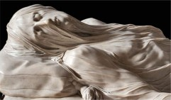 Cappella Sansevero - Christ Veiled under a Shroud