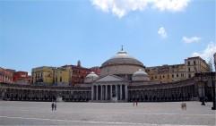 Piazza del Plebiscito and Palazzo Reale